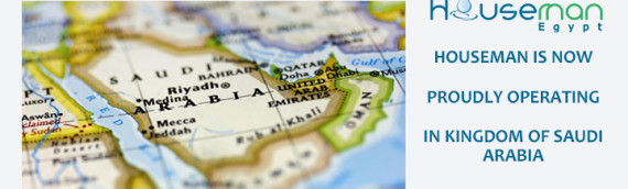 HOUSEMAN IS NOW PROUDLY OPERATING IN KINGDOM OF SAUDI ARABIA